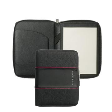 Foto de CARPETA HUGO BOSS 45 GEAR BLACK HTM802A