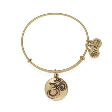 Foto de PULSERA ALEX AND ANI OM DORADA