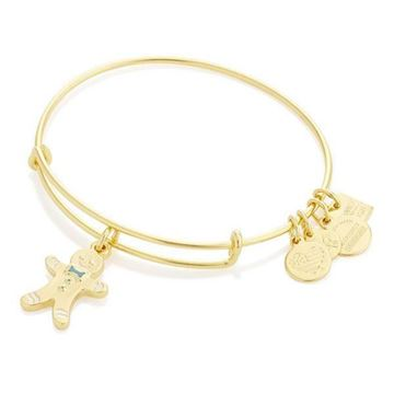 Foto de PULSERA ALEX AND ANI GINGERBREAD DORADA