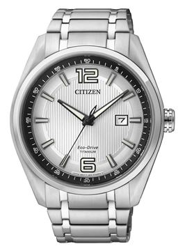 Foto de RELOJ CITIZEN ECO DRIVE SUPERTITANIUM AW1240-57B